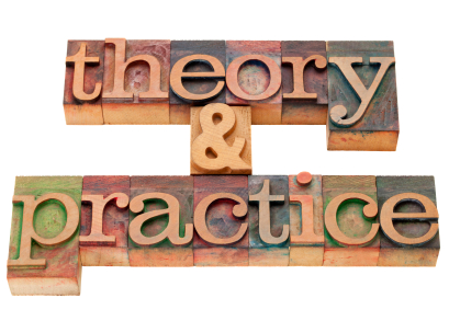 Theory and Practice Block Lettering